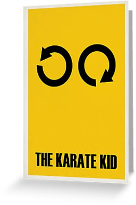 The Karate Kid by Matt Owen