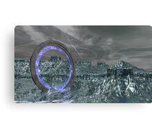 Appolonia Stargate1 Canvas Print