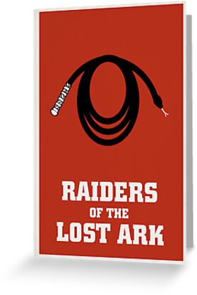 Raiders of the Lost Ark by Matt Owen