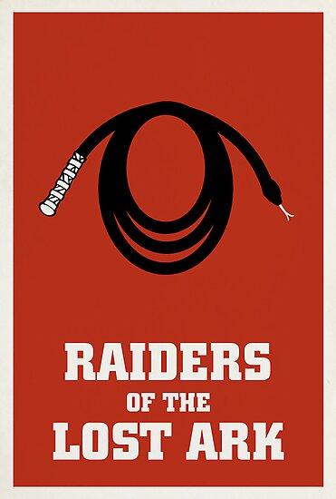 Raiders of the Lost Ark by Matt Owen