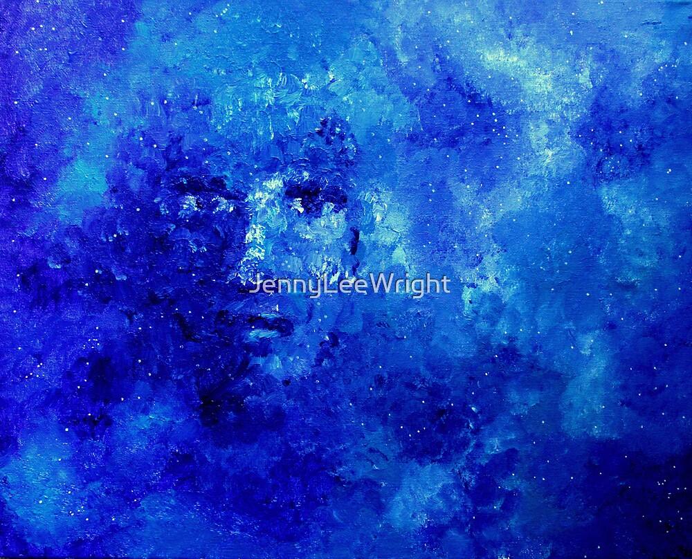 Awakening (or Self in Galaxy) by JennyLeeWright