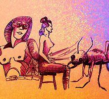 The Venom of the Demon Bug by jyruff