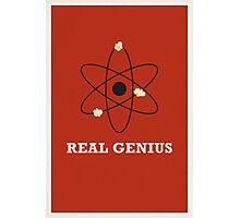 Real Genius Photographic Print