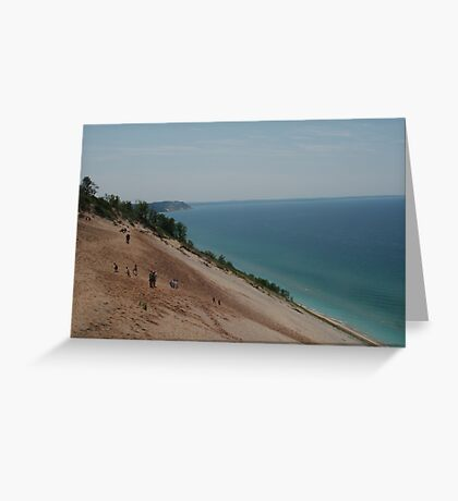 Looking South Greeting Card