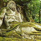 Parco dei Mostri-Italy by Deborah Downes