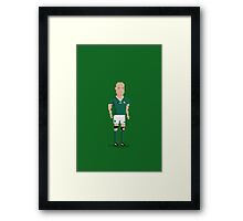 Paul Shamrock Framed Print