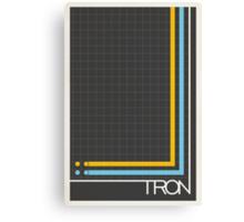 Tron Canvas Print
