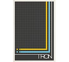 Tron Photographic Print