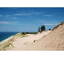 Edge of the Dunes Photographic Print
