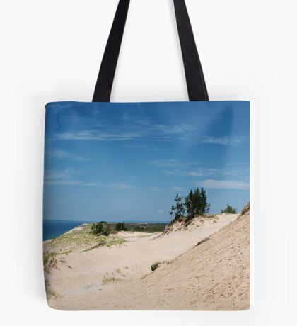Edge of the Dunes Tote Bag