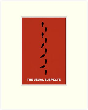 The Usual Suspects by Matt Owen