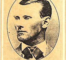 Jesse James by lawrencebaird
