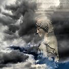 Lady in the Clouds by Edward Myers