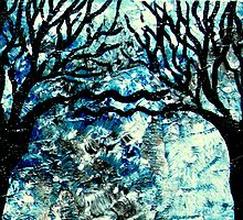 Astrolotree Series - Aquarius by JennyLeeWright