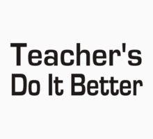 Teacher Kids Clothes