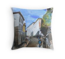 Siena 3 Throw Pillow