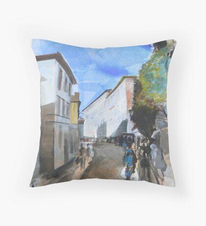 Siena 3 Throw Pillow