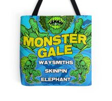 Monster Gale Poster Aug 26 Tote Bag