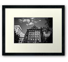 The Vanderbilt Gate - Central Park - New York City Framed Print