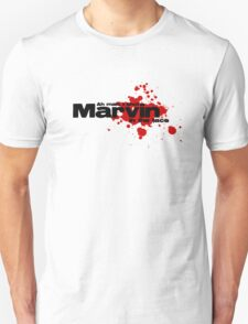 Ah man, I shot marvin in the face Unisex T-Shirt