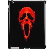 Bloody Scream iPad Case/Skin