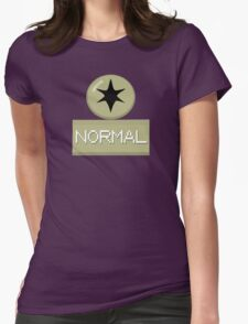 Pokemon Type - Normal Womens Fitted T-Shirt