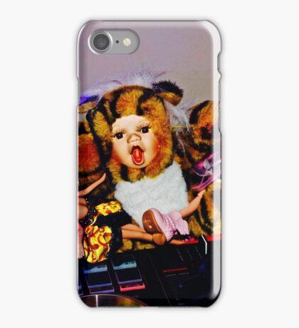 DJ Groupie Doll Gang  iPhone Case/Skin
