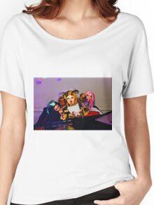 DJ Groupie Doll Gang  Women's Relaxed Fit T-Shirt