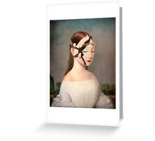Distant Memory Greeting Card