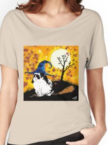 Spooky Series-You've Bewitched Me Women's Relaxed Fit T-Shirt