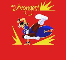 Chun-Li's sweep Unisex T-Shirt