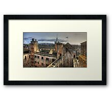View from the Tower Framed Print