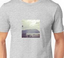 Seaside Scene Unisex T-Shirt