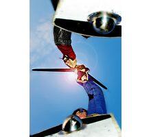 Swords Photographic Print