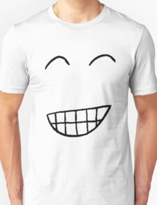 Smile, Your on a T-Shirt Unisex T-Shirt