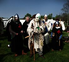 Knights of St Lazarus by BrettNDodds