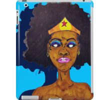 Amazing Woman iPad Case/Skin