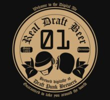 Draft Punk Beer Kids Tee