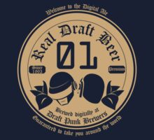 Draft Punk Beer One Piece - Long Sleeve