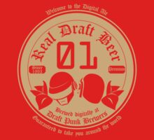 Draft Punk Beer One Piece - Short Sleeve