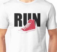 Doctor Who - RUN Unisex T-Shirt