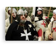 Knights Hospitaller Canvas Print