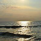Sunrise over Salvo by Robin Lee