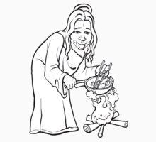 Jesus Woks Kids Clothes