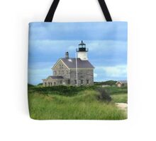 North Light, Block Island Tote Bag