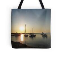 Sunrise, Block Island Tote Bag