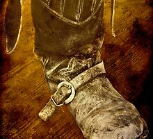 My Left Foot by pat gamwell