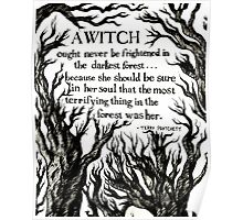 A Witch in the Forest Poster