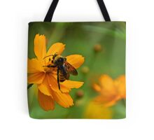 Bumble Bee Busy Tote Bag