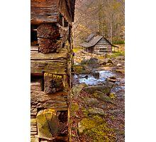 Noah Ogle cabin Photographic Print